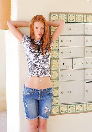 Redhead Pussy Pics