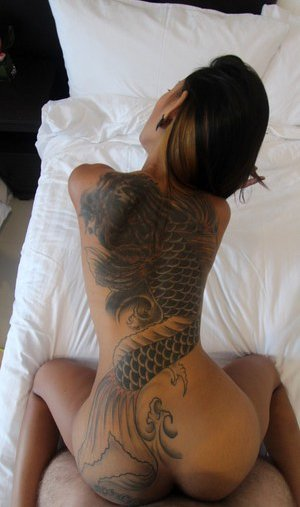Nude Inked Girls Pics